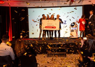 Breda Startup Award winnaar